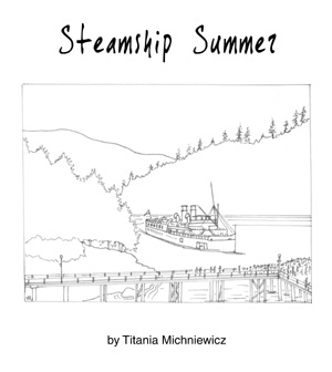 Steamship Summer Cover Page